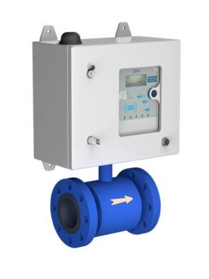 Electromagnetic Smart water Meter MWM-500